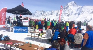 Saisonend  Party Lauchneralp 9. : 10. April 2016